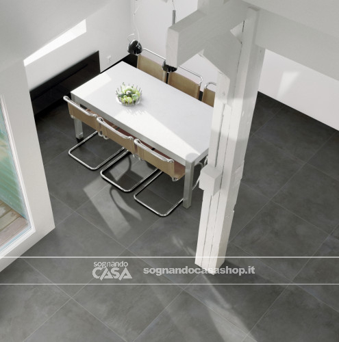 Antica Ceramica Rubiera Emotion Anthracite  1