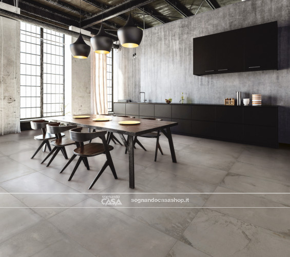 Ceramica Rondine Oxyd Light Grey  9