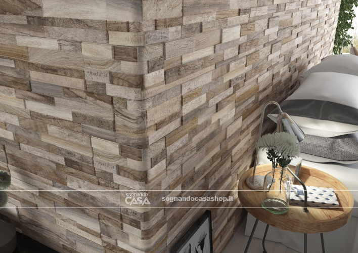 Ceramica Rondine Wall Art Taupe  10