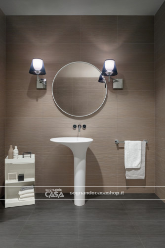 Ceramica Sant'Agostino Shadebox                  Shadelines Taupe  14