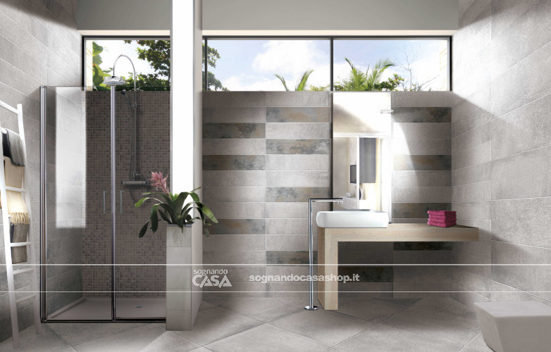 Ceramiche Brennero Now Now White  6