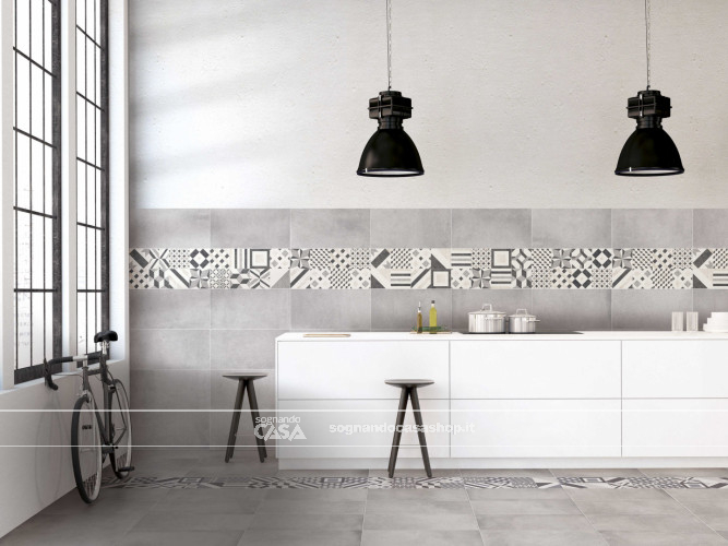 Ceramiche Brennero Now Now White  7