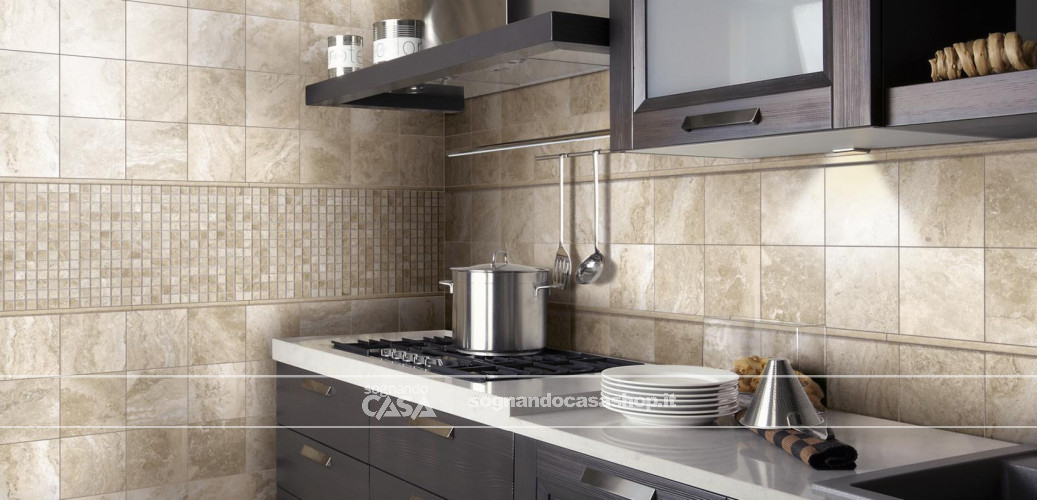 Ceramiche Brennero Thermae Thermæ Honey Nat.  3