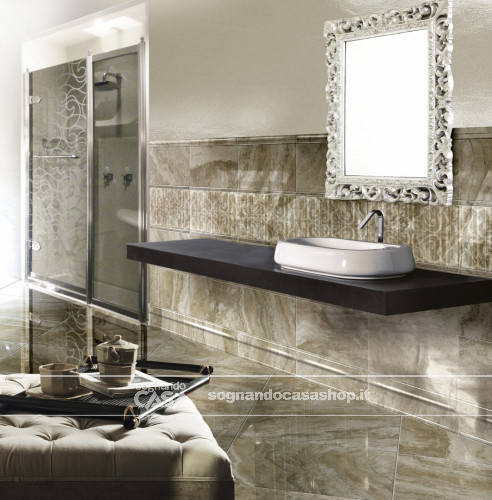 Ceramiche Brennero Thermae Thermæ Mud Nat.  4