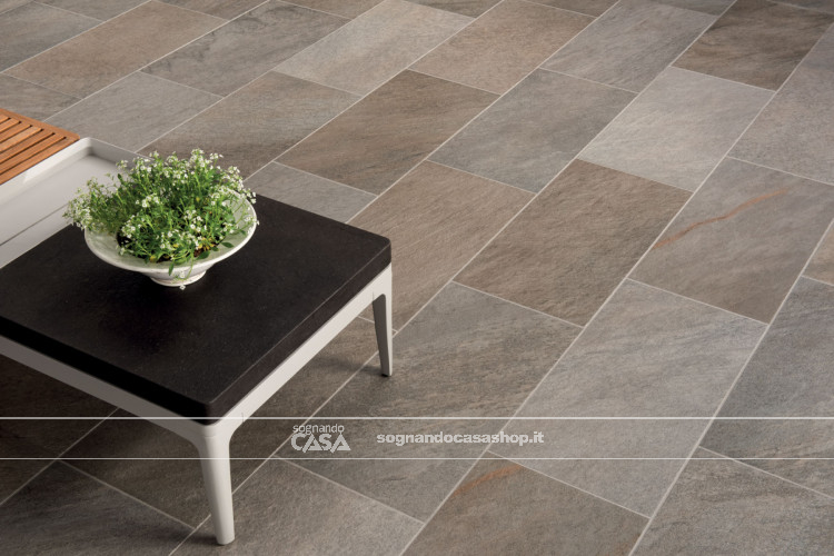 Ceramiche Keope Point  Grey  9
