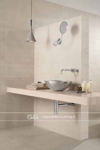 Ceramiche Keope Back  Ivory  9