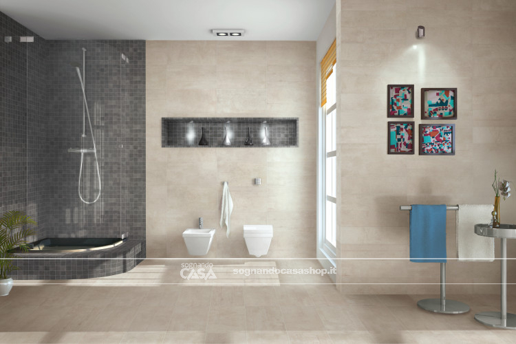 Class Tile Cement_It Beige  3